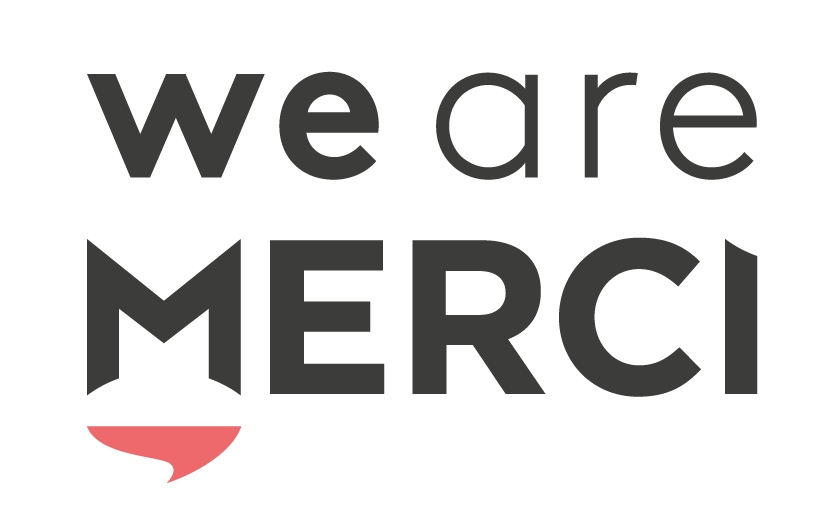We Are Merci Logo