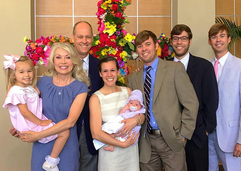 Brinson Family Photo