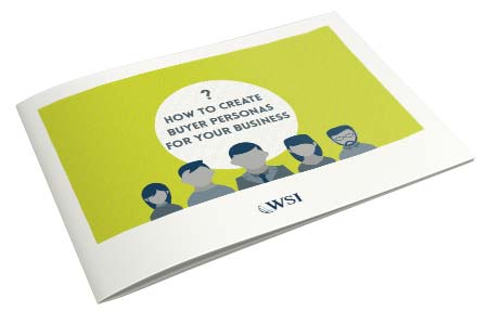 eBook : How to create buyer personas for your personas