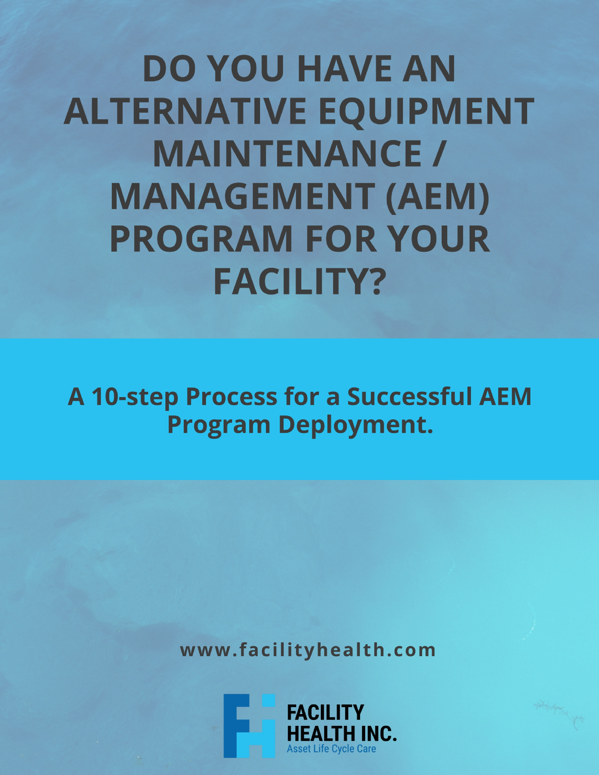 The Joint Commission AEM Plan EBook
