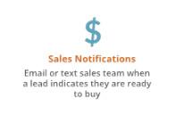 Sales Notifications