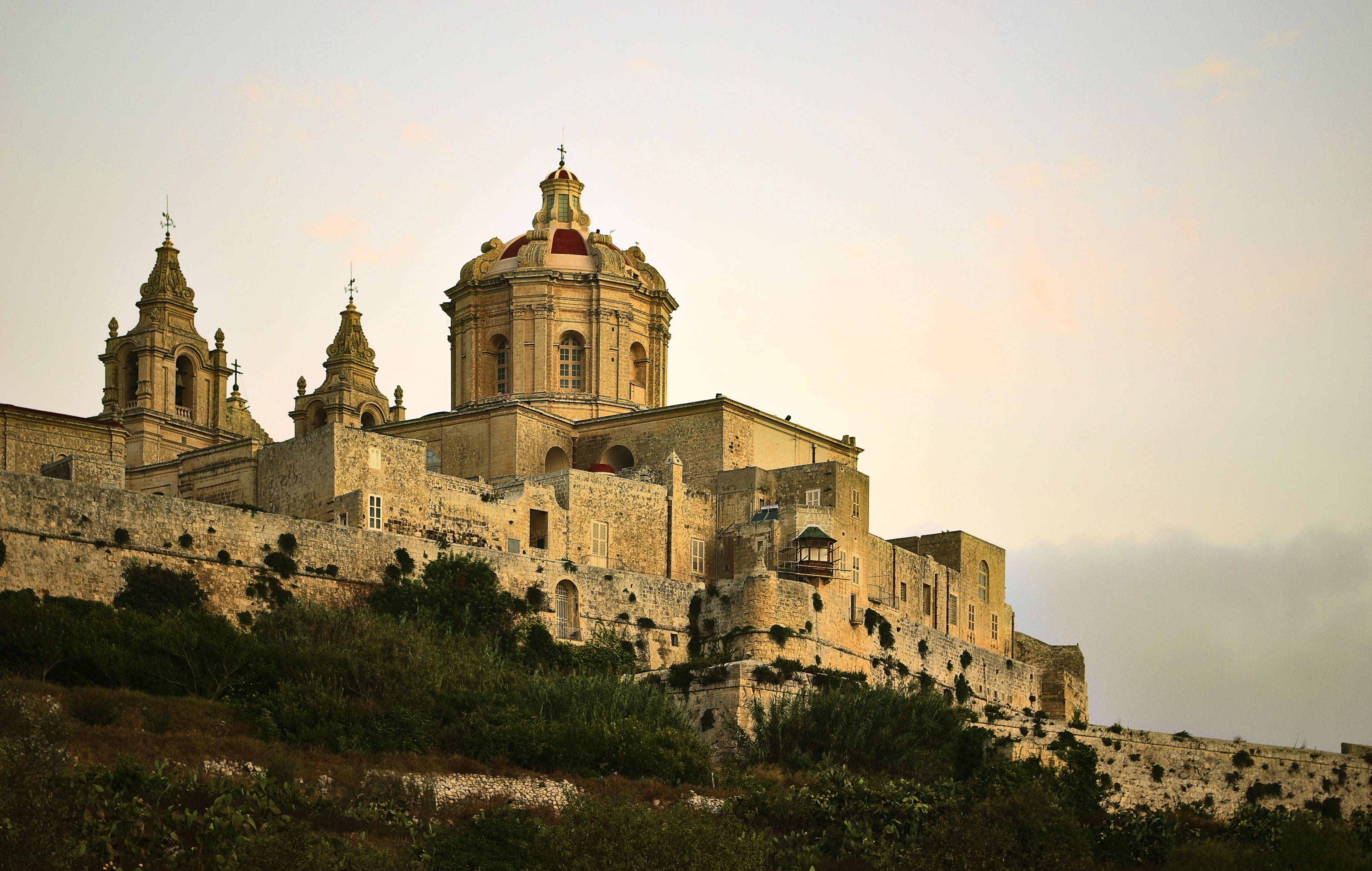 Mdina, Malta's original capital