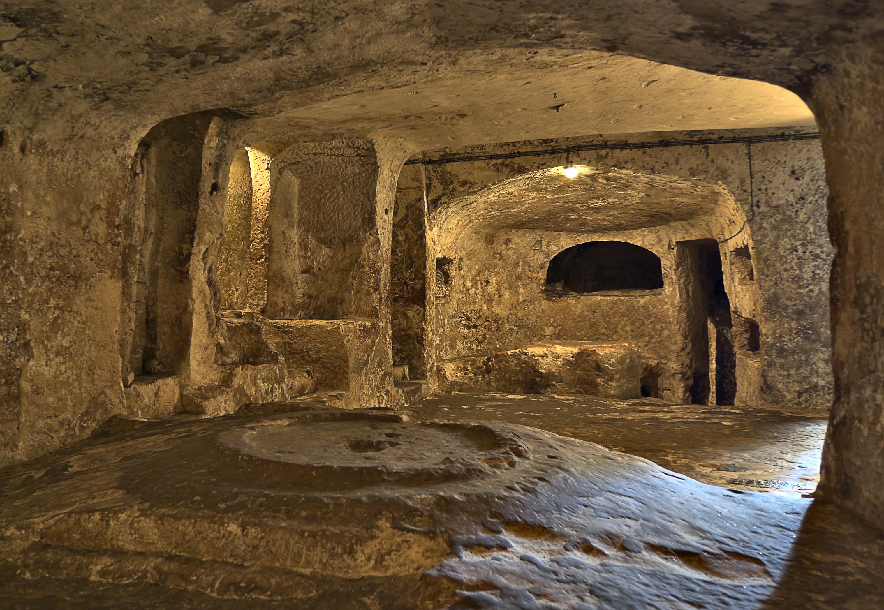 Rabat Catacombs