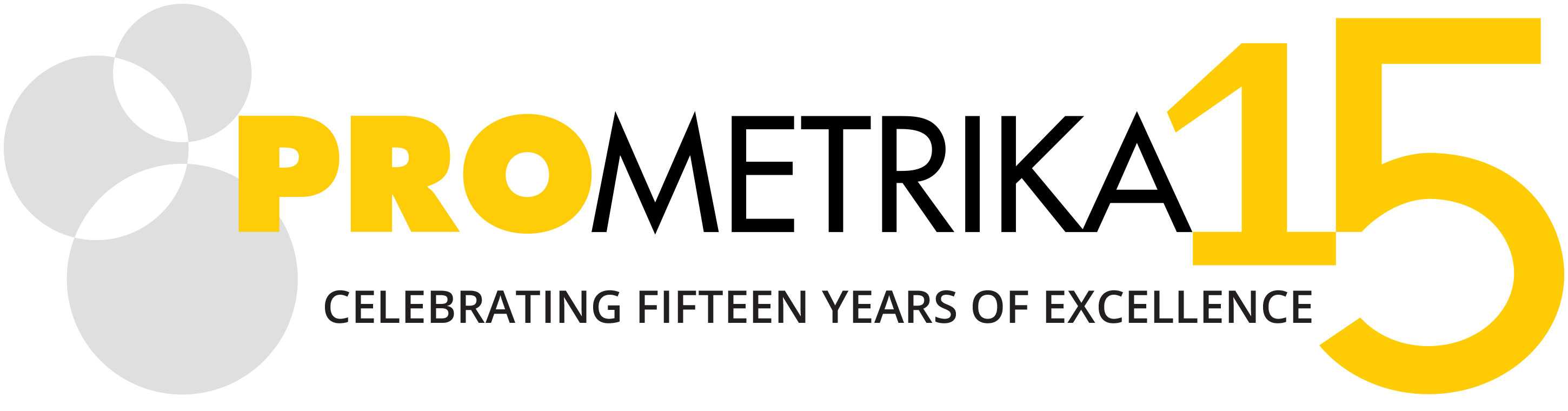 PROMETRIKA15   Celebrating Fifteen Years of Excellence