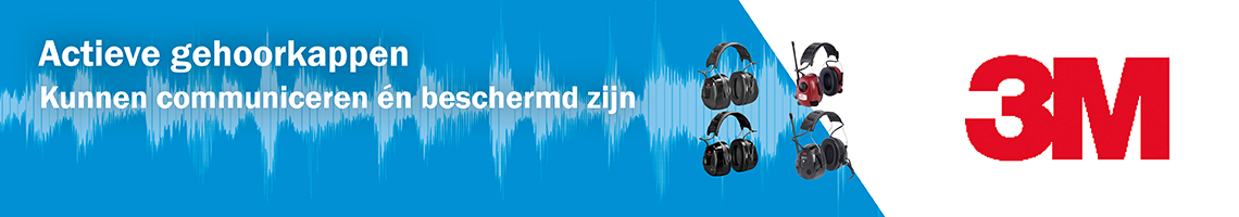 3M Situational awareness gehoorkappen