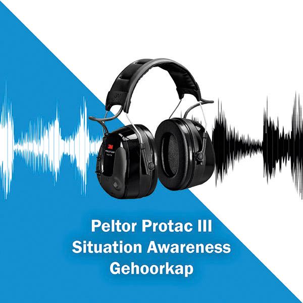 3M™ PELTOR™ PROTAC™ III