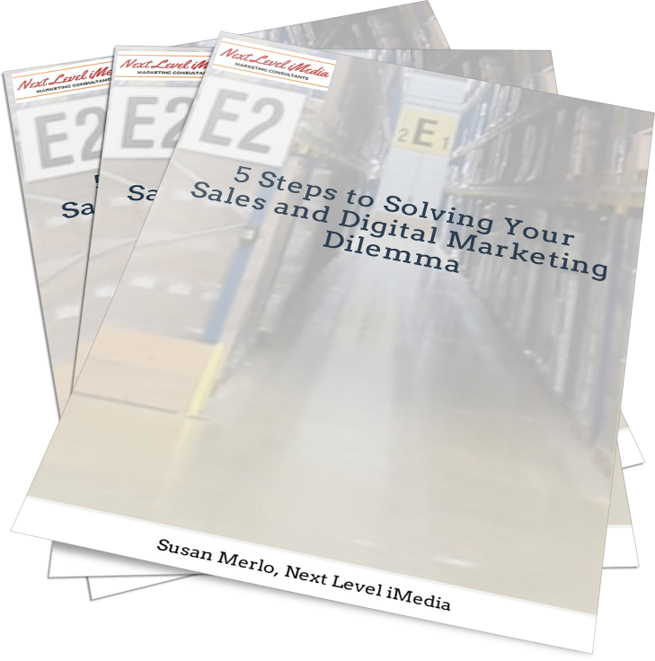 5 Steps to Solving Your Sales and Digital Marketing Dilemma