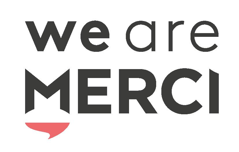 We Are Merci Logo
