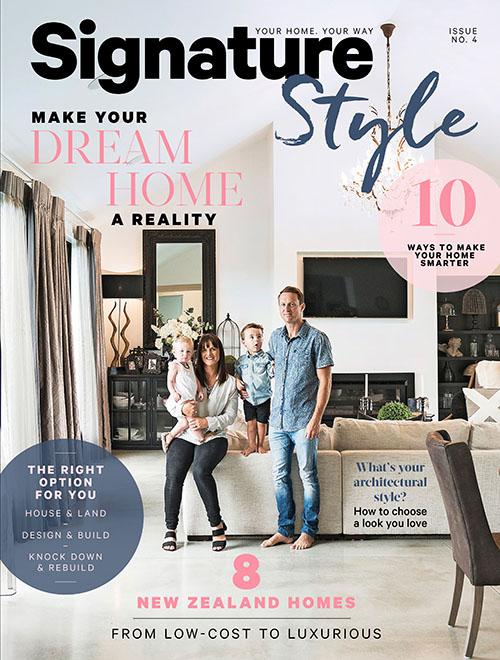 Signature Style magazine