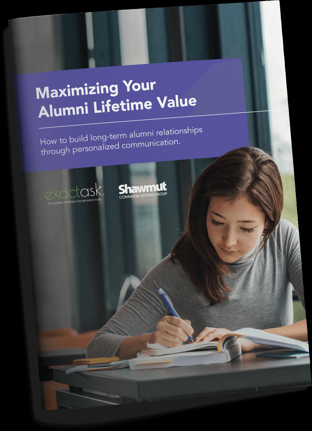 Maximizing Your Alumni Lifetime Value