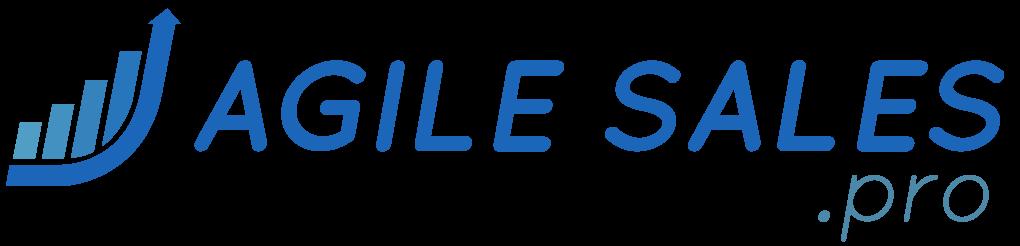 Agile Sales Pro main webpage